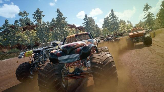 Monster Jam Steel Titans screenshot 3