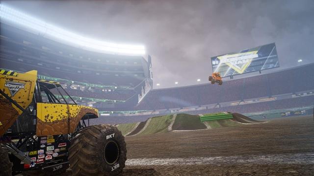 Monster Jam Steel Titans screenshot 5