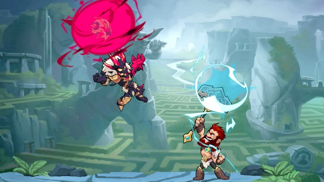 Brawlhalla screenshot 10