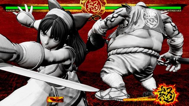 Samurai Shodown screenshot 4