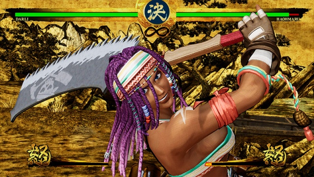 Samurai Shodown screenshot 7