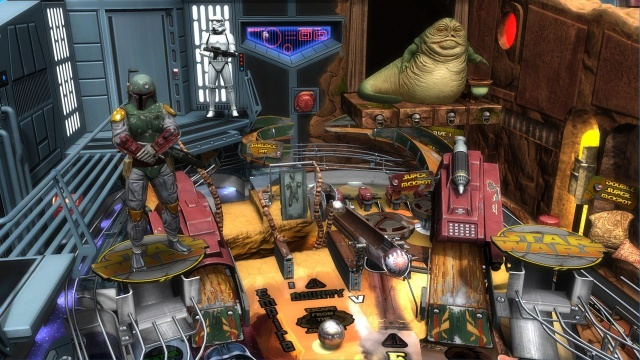 Star Wars Pinball screenshot 6