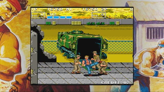 SNK 40th Anniversary Collection screenshot 8