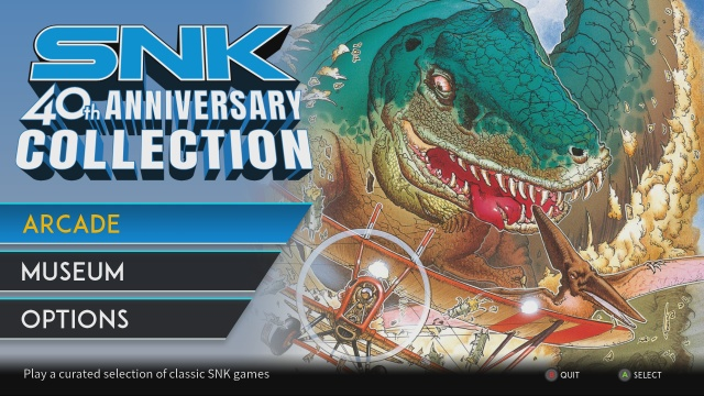 SNK 40th Anniversary Collection screenshot 12