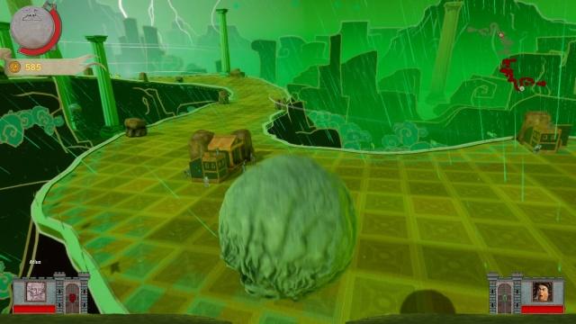 Rock of Ages 2: Bigger & Boulder screenshot 2