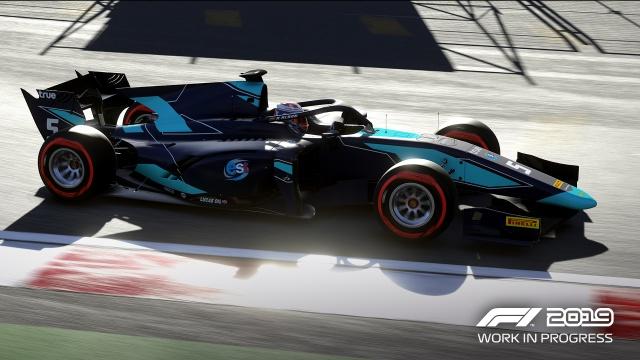 F1 2019 screenshot 3