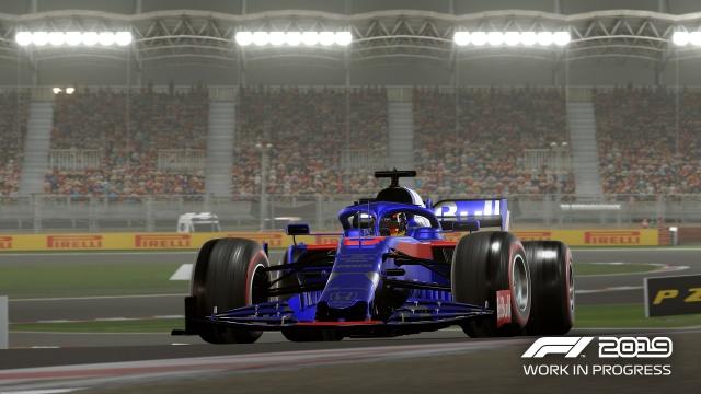F1 2019 screenshot 10