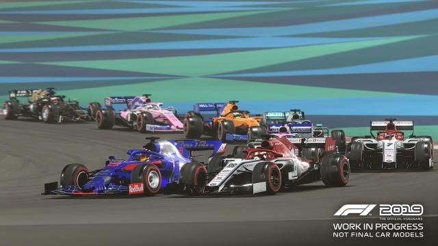 F1 2019 screenshot 11