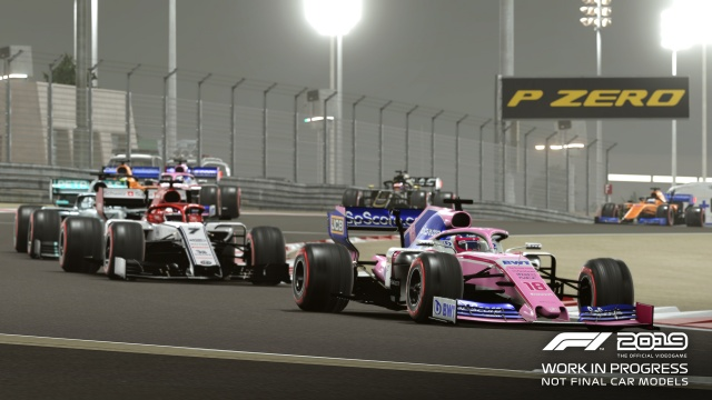 F1 2019 screenshot 12