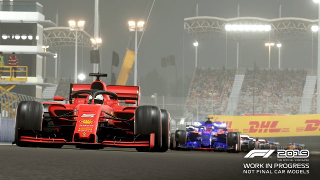 F1 2019 screenshot 13
