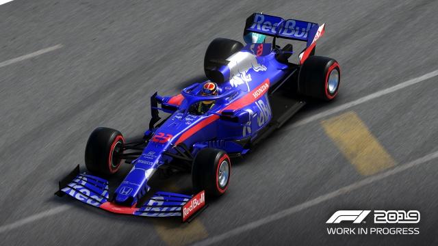 F1 2019 screenshot 14