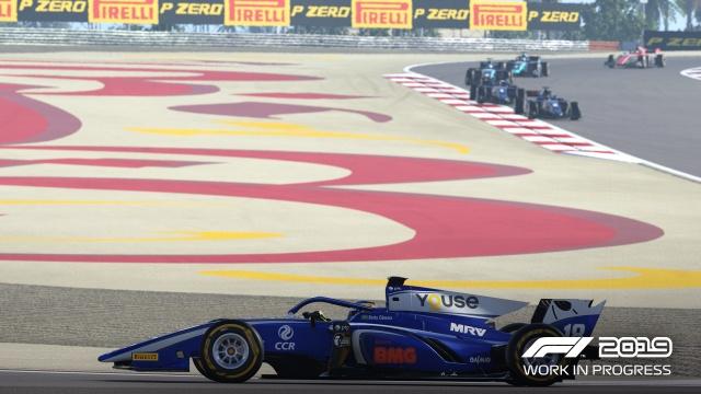 F1 2019 screenshot 15