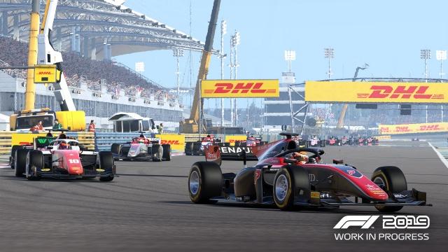 F1 2019 screenshot 16