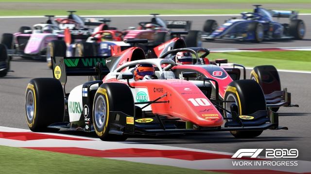 F1 2019 screenshot 19