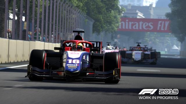 F1 2019 screenshot 20