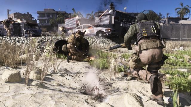 Call of Duty: Modern Warfare screenshot 16