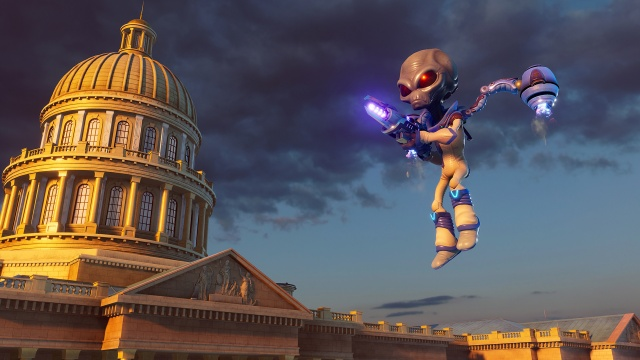 Destroy All Humans screenshot 1