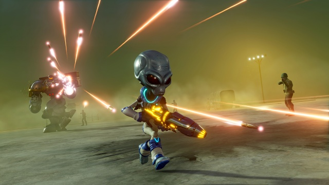 Destroy All Humans screenshot 4