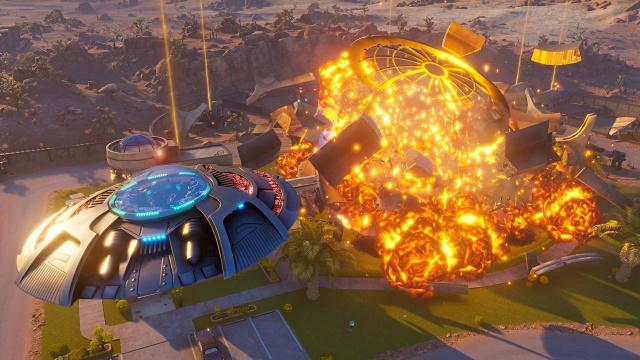 Destroy All Humans screenshot 6