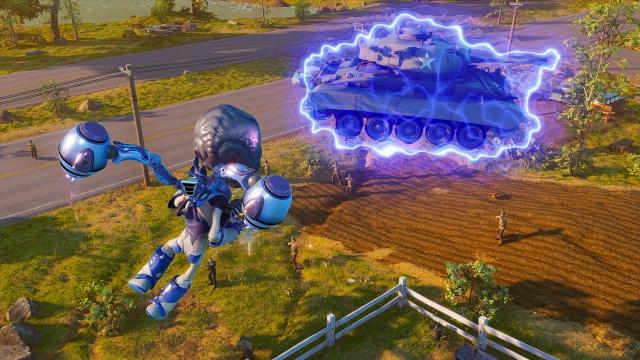 Destroy All Humans screenshot 7