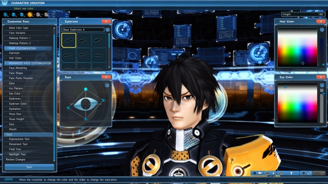 Phantasy Star Online 2 screenshot 1