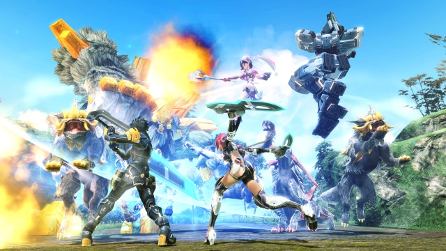 Phantasy Star Online 2 screenshot 6