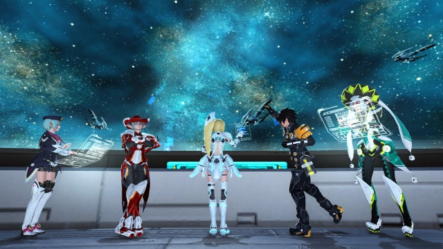 Phantasy Star Online 2 screenshot 8