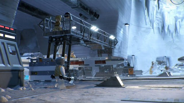LEGO Star Wars: The Skywalker Saga screenshot 4