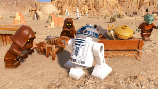 LEGO Star Wars: The Skywalker Saga screenshot 6