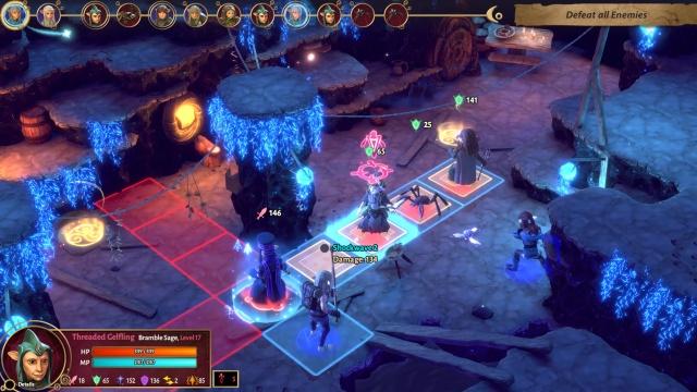 The Dark Crystal: Age of Resistance Tactics screenshot 2