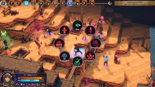 The Dark Crystal: Age of Resistance Tactics screenshot 4