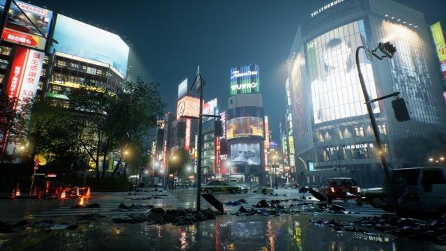 GhostWire: Tokyo screenshot 4