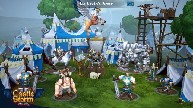 CastleStorm II screenshot 1