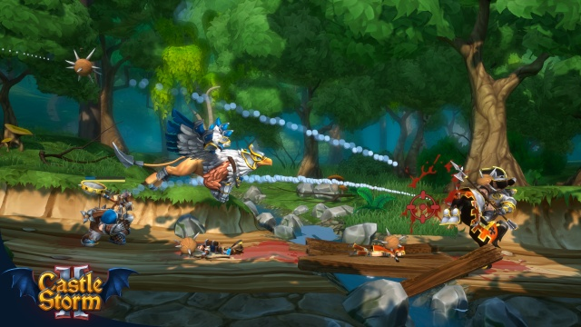 CastleStorm II screenshot 4