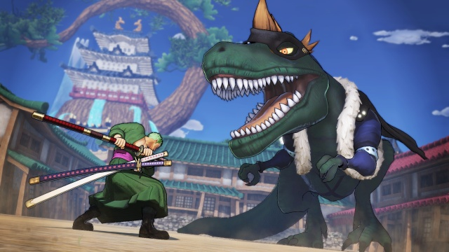 One Piece: Pirate Warriors 4 review screenshot