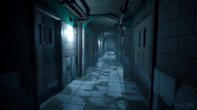 Infliction: Extended Cut screenshot 4