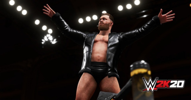 WWE 2K20 screenshot 1
