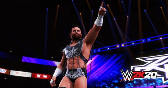 WWE 2K20 screenshot 2