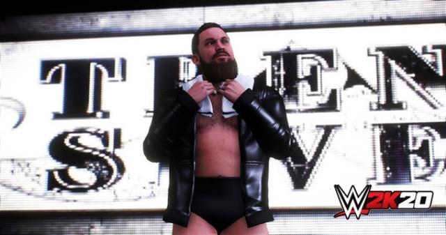 WWE 2K20 screenshot 4