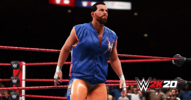WWE 2K20 screenshot 5