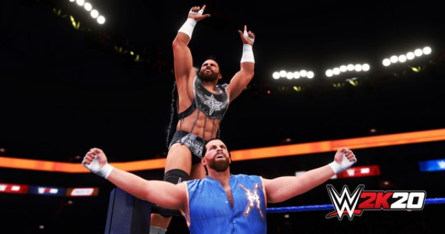 WWE 2K20 screenshot 6