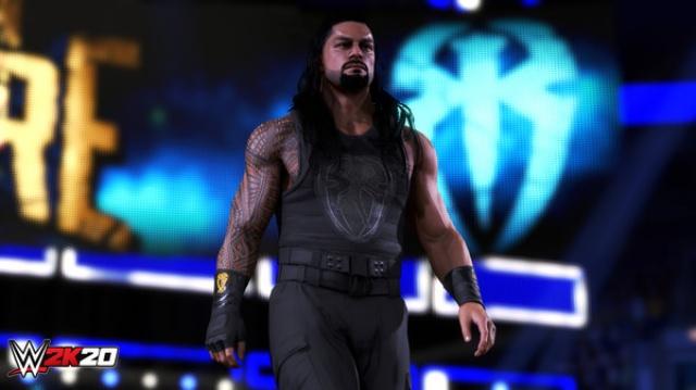 WWE 2K20 screenshot 7