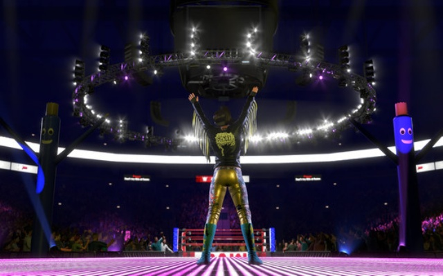 WWE 2K20 review screenshot