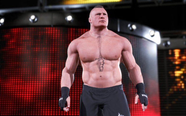 WWE 2K20 screenshot 9