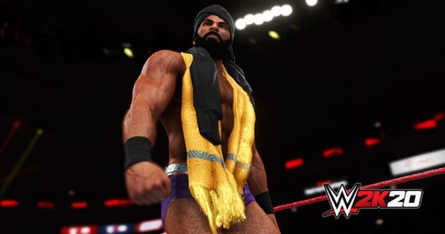 WWE 2K20 screenshot 10