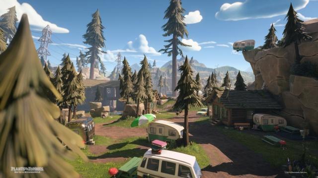 Plants vs. Zombies: Battle for Neighborville screenshot 7