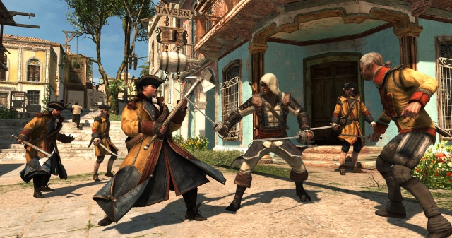 Assassin's Creed: The Rebel Collection screenshot 1