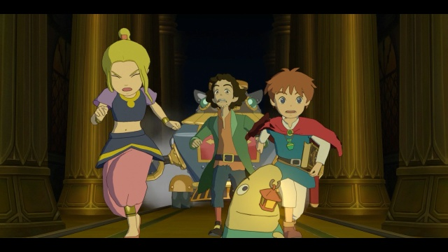 Ni no Kuni: Wrath of the White Witch Remastered screenshot 4