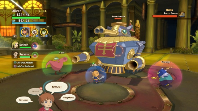 Ni no Kuni: Wrath of the White Witch Remastered screenshot 9