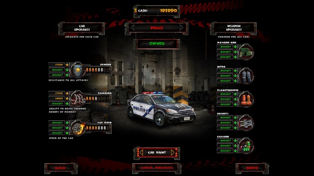 Zombie Driver: Immortal Edition screenshot 5